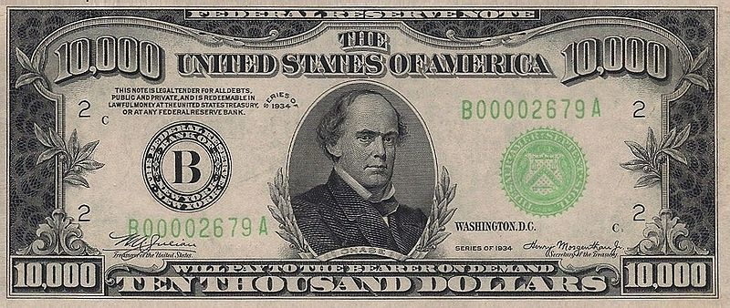 Доллар США. (USD) Торговля долларами США на форекс.