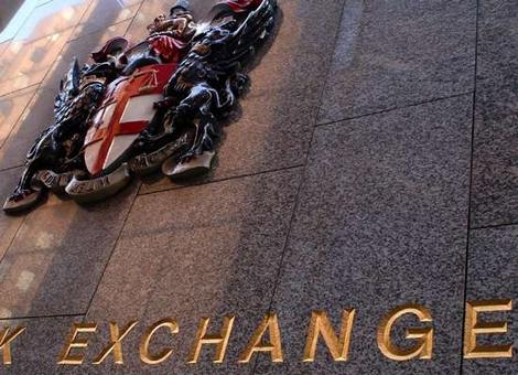 Лондонская биржа. London Stock Exchange. Лондонская фондовая биржа