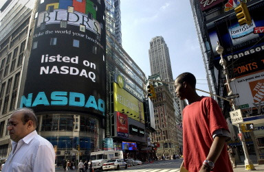 Nasdaq. Биржа NASDAQ. Торговля на NASDAQ