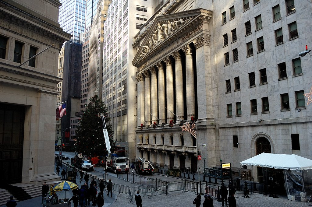 Нью-Йоркская фондовая биржа. NYSE торговля на бирже NYSE