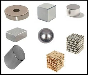 Компания МегаМагнит увеличила номенклатуру производимых магнитов под заказ!