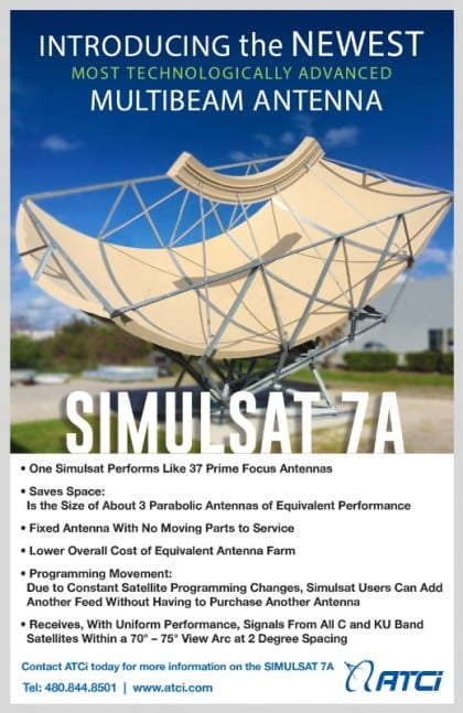 ATCi Simulsat 7A
