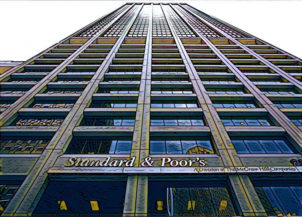 индекс Standard & Poor's