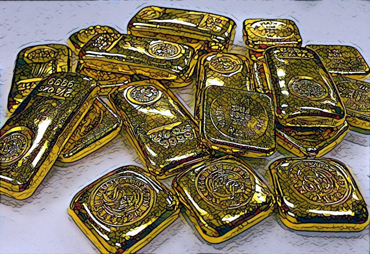 Торговля золотом на бирже. Как и где покупать золото. 4 способа.