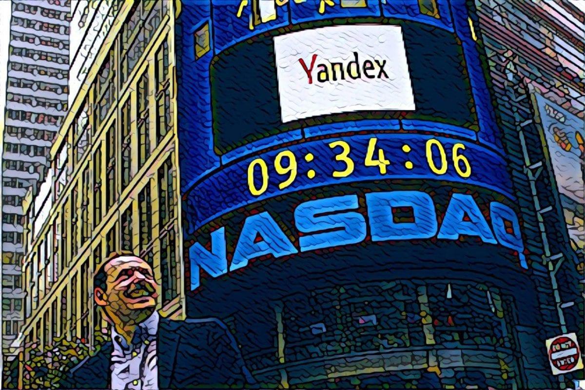 Как купить акции Яндекса физическому лицу. Акции Яндекса - подробный обзор.