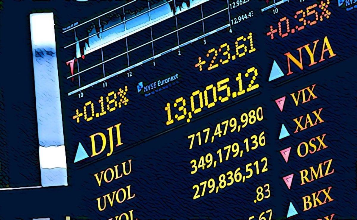 Dow Jones ( DJI30 ) - промышленный индекс. История и важность индекса Dow Jones.