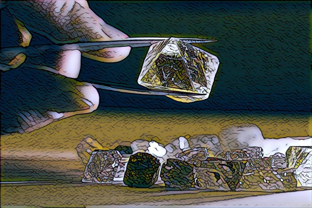 Купить акции Алмазной компании Алроса ALRS - инструкция