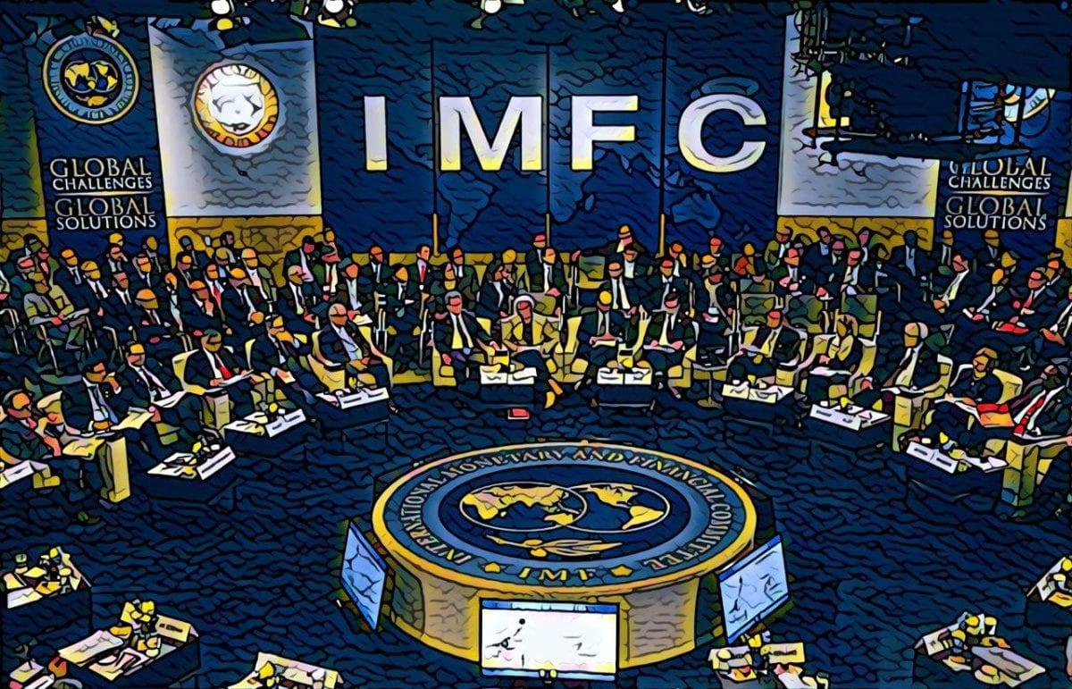 Возникновение проблем МВФ