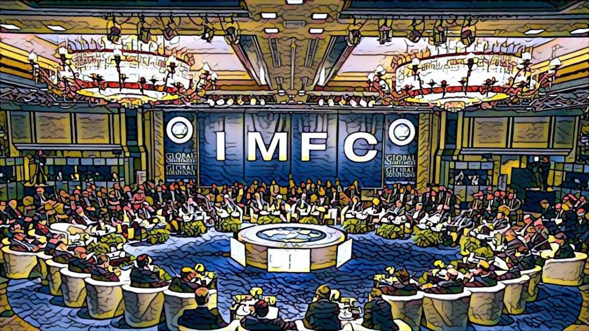 Международный валютный фонд МВФ - история фонда МВФ с 1944 года