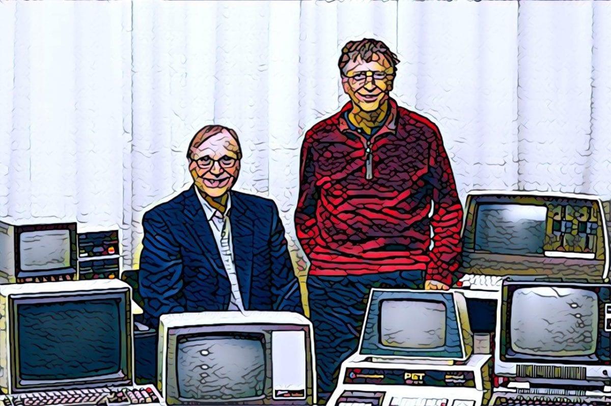 Microsoft на бирже