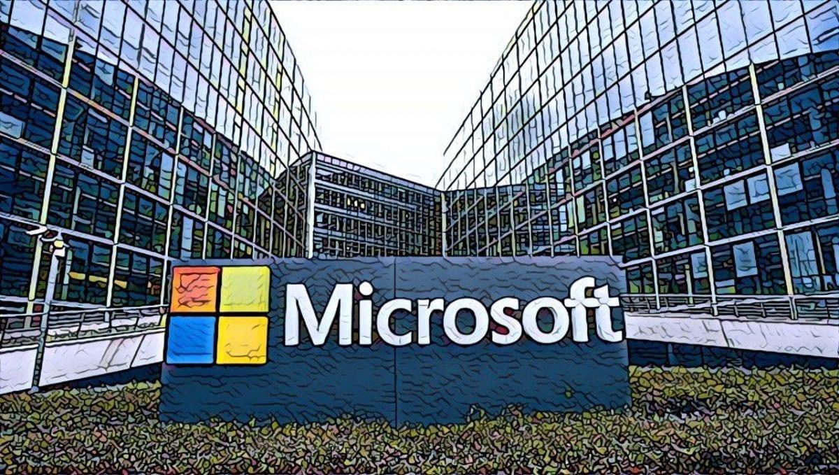 Акции Microsoft