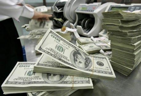Прогнозирование курса доллара